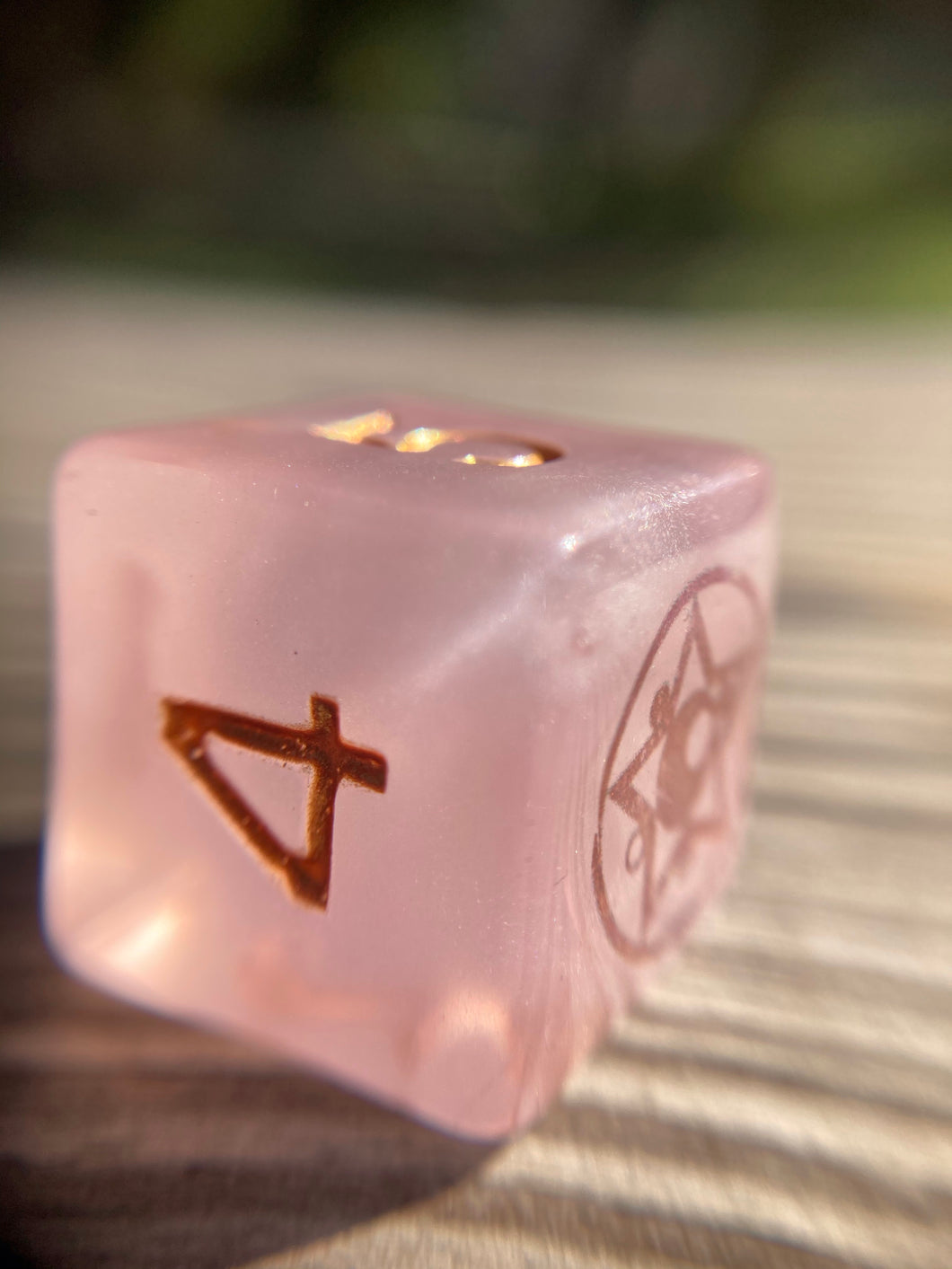 Sailor Moon Inspired Pastel Gaming D6 Dice