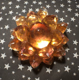 Sunspire Color Shifting Resin Large Crystal Hair Clip