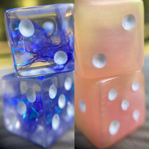 Pair o' Pips Handmade Gaming Dice