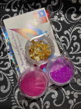 Load image into Gallery viewer, Princess Pink Pigment Glitter Inclusion Kit *DESTASH*