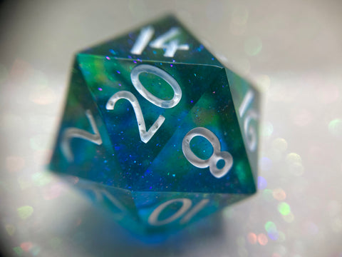'Pure Imagination' Sharp Edge Gaming D20