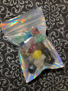 Mix Flawed Dice Lots *DESTASH*