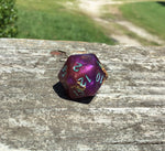 Mollymauk Critical Role Inspired D20 Handmade Gaming D20 Dice