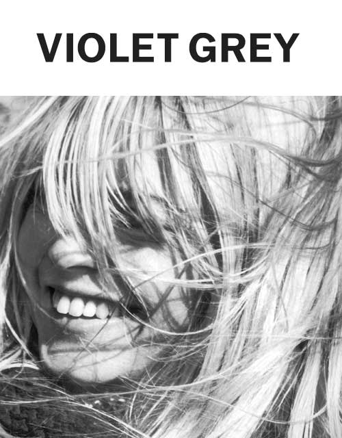 Violet Grey Brighter Smile