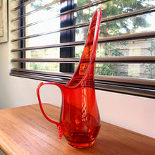 Load image into Gallery viewer, Viking Orange Stretch Pitcher / Vase