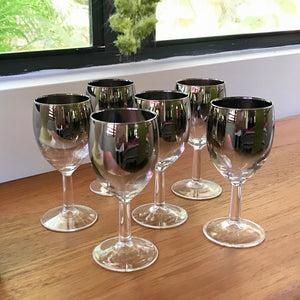 Dorothy Thorpe Wine Glasses - Set of Six