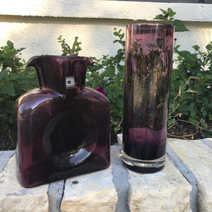 Blenko Water Pitcher / Vase