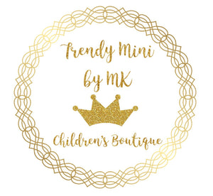 Trendy Mini by MK Children's Boutique