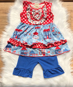 4th of July Celebration Outfit