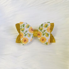 Load image into Gallery viewer, Spring Floral Bow Collection