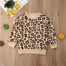 Load image into Gallery viewer, Cheetah Sweater