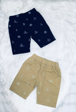 Load image into Gallery viewer, Sailboat Print Shorts