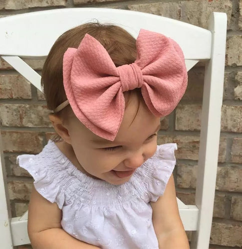 Bullet Fabric Bows