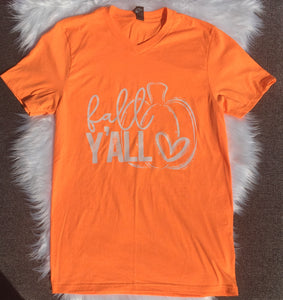 It's Fall Y'all Tee (Adult)