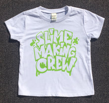 Load image into Gallery viewer, Slime Making Crew Tiny Tee