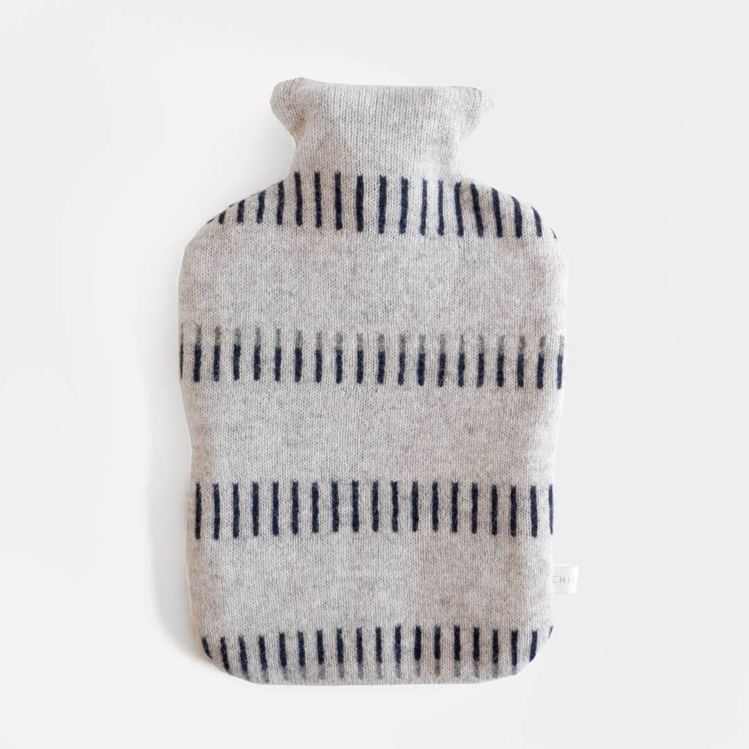 Gordon Lambswool Hot Water Bottle | Curious Makers