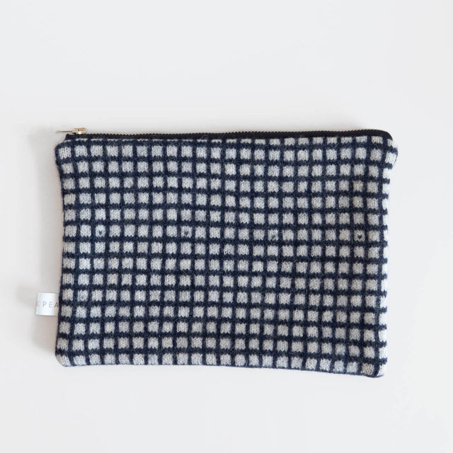 Gridlock Zip Purse | Curious Makers