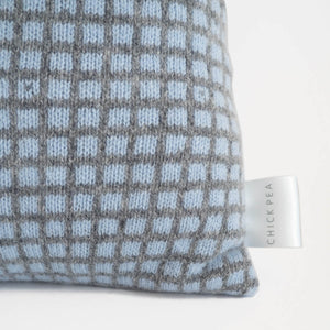 Little Minster Knitted Cushion | Curious Makers