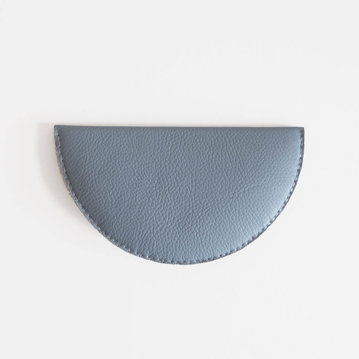 Collete Grande Coin Purse, Blue | Curious Makers