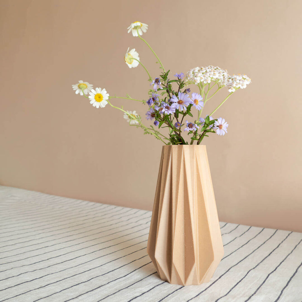 Origami Vase | Curious Makers