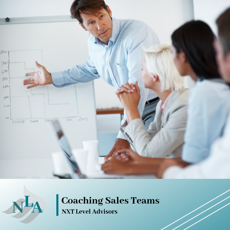 Coaching Sales Teams