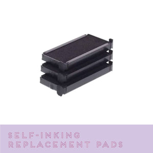 Replacement Ink Cartridges for Trodat Self-Inking Stamps