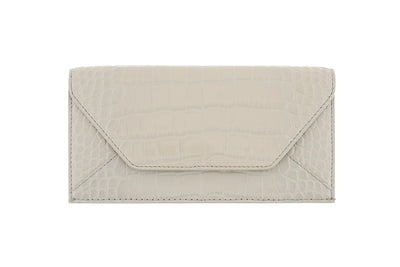 CREAM ENVELOPE WALLET