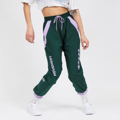 Reversible trackpants