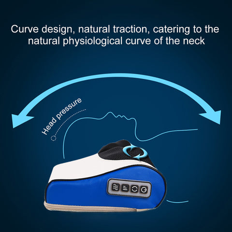 infrared neck massage pillow