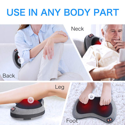 massage pillow for any body parts