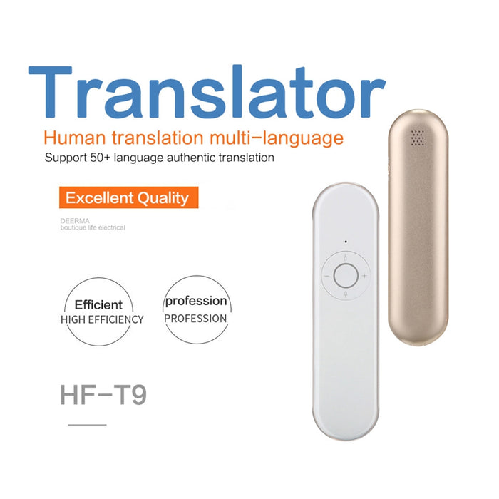Voice Translator - Portable Language Translator