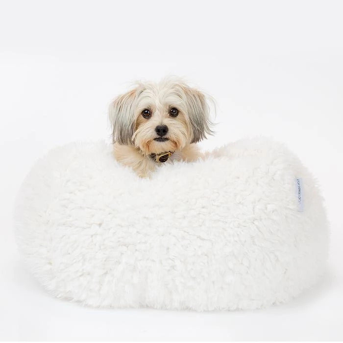 Plush™ Round Pet Bed