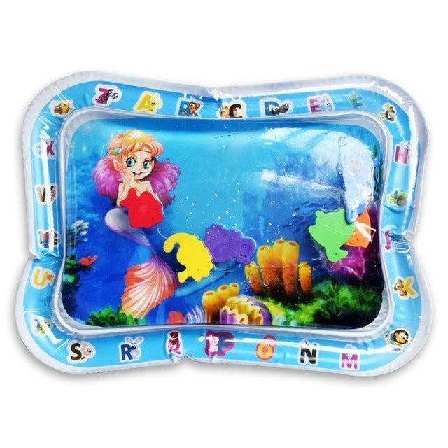 Inflatable Water Play Baby Mat