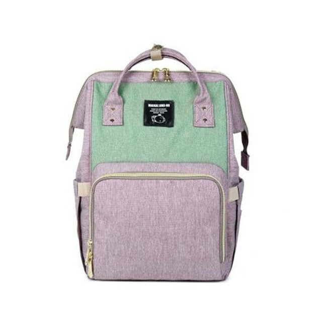 Nappy Backpack for Diapers Mummy