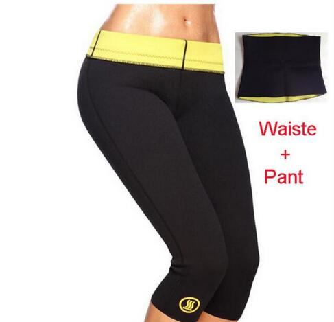 Neoprene Body Shaper Women Slimming Pants