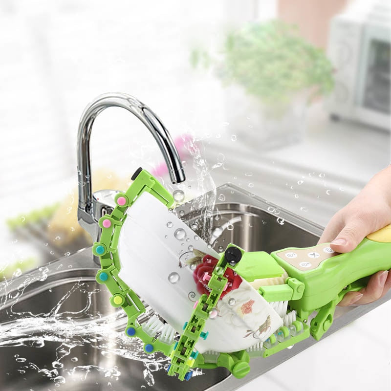 Portable Handheld Intelligent Dishwasher