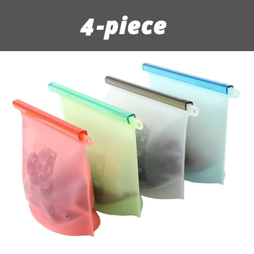 Silicone Food Preservation Bag