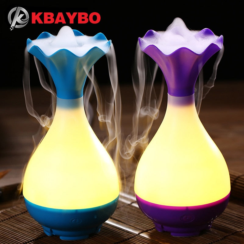 USB Ultrasonic Air Humidifier