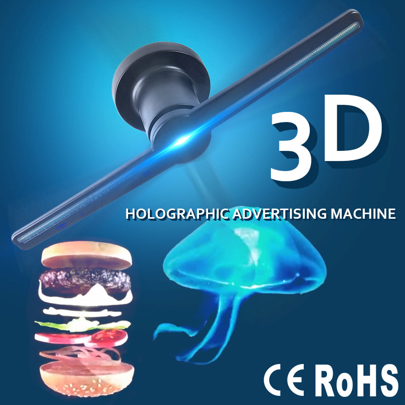 3D Hologram LED Light
