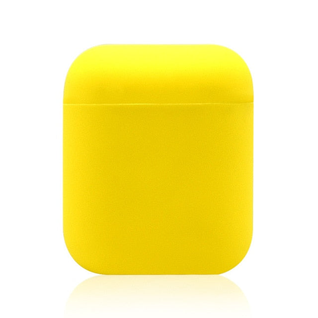 Ultrathin Silicone Protective Cover for Apple Airpods