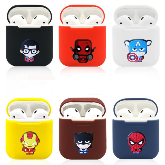 Cartoon Protective Case For Apple AirPods