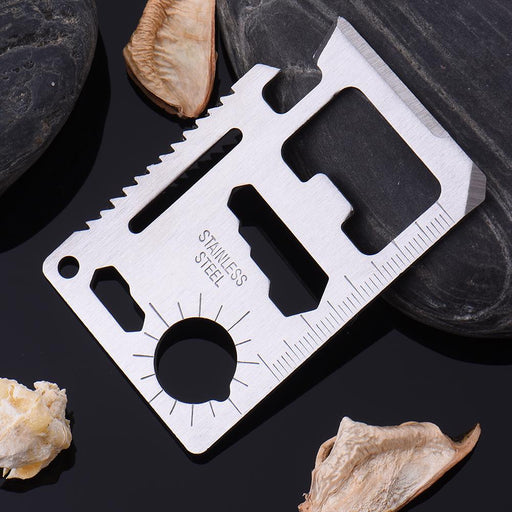 Multifunction Military Card Knife