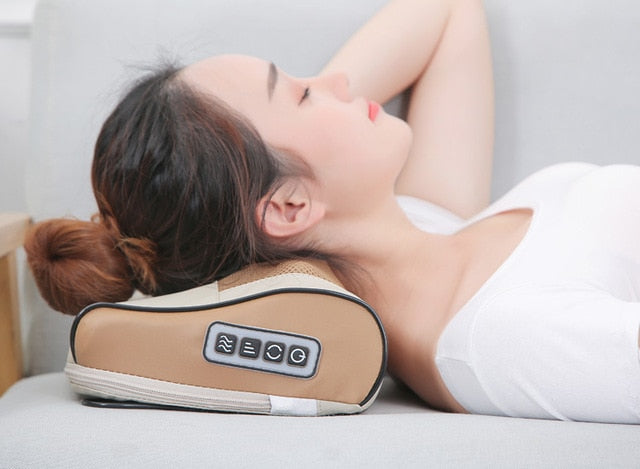 Ultra™ Infrared Massage Pillow
