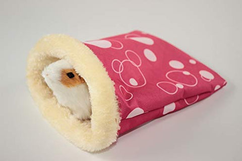 Warm Plush Hamster Bed House - Animax Pet Shop