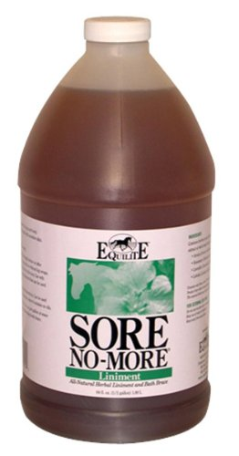 Sore No More Liniment Bottle - Animax Pet Shop