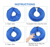 Image of Inflatable Pet Collar For After Surgery Care - Animax Pet Shop