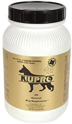 Nupro Gold 5 lb - Animax Pet Shop