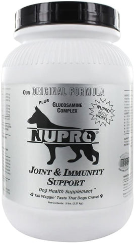 Nupro Joint Supplement - Multi 5 Lb - Animax Pet Shop