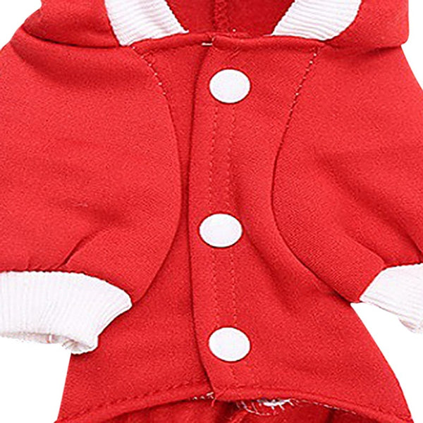 Christmas Dog Coat - Animax Pet Shop