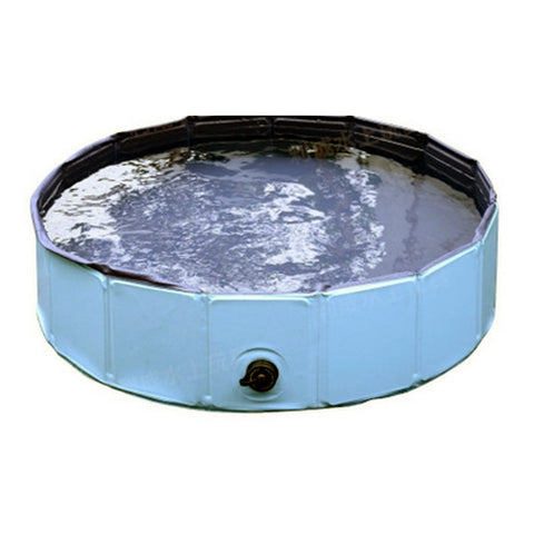 Foldable Dog Swimming Pool - Animax Pet Shop
